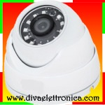Vai alla scheda di: DOME 4IN1, 1080P, FULL HD, ANALOGICO + AHD + TVI + CVI, 3.6mm, 12 Led SMD