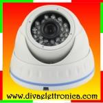 Vai alla scheda di: Dome CCD Sony 1.3 Mpx 1000 TVL Antivandalo 24 led infrarossi