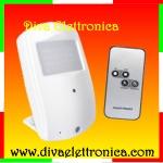 Vai alla scheda di: Finto sensore infrarosso con telecamera nascosta e registrazione su micro sd card