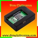Vai alla scheda di: Microfono GSM ascolto ambientale  con rilevazione di conversazioni e suoni con chiamata automatica