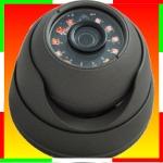 Vai alla scheda di: Telecamera AHD Analogica Dome antivandalo IP66, IK10, 720P 12 SMD LED IR, Chip Aptinia