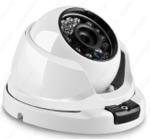 Vai alla scheda di: Telecamera Dome IP 2MPx POE 24 led Sony Starvis IP66 1080P Metallo