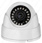 Vai alla scheda di: Telecamera Dome IP 5MPx POE 24 led Sony Starvis IP66 1080P Metallo