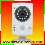 Vai alla scheda di: Telecamera IP WIFI 90 gradi 11 Led IR