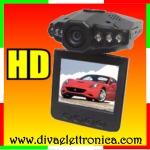 Vai alla scheda di: Telecamera Scatola nera per auto HD 720 P monitor LCD 2.5 Pollici 6 LED infrarossi