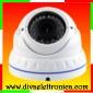 Dome CCD Sony 1.3 Mpx 1000 TVL Antivandalo varifocal focus e zoom regolabili 36 led infrarossi