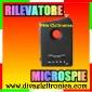 Vai alla scheda di: Scout rilevatore di microspie, infrarossi e telecamere