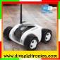 Vai alla scheda di: Telecamera IP Wi-Fi Mode Moby robotizzata comandabile da cellulare